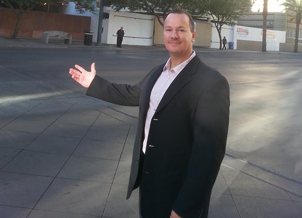 Clark County Bail Bondsman Marc Gabriel Downtown Las Vegas